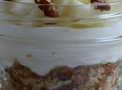 Mini Cinnamon Streusel Apple Crumb Cake Parfaits