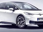 Volkswagen Unveils Logo All-electric ID.3 Hatchback