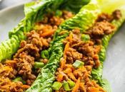 Instant Ground Turkey Lettuce Wraps (From FROZEN!)