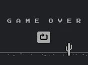 Play Chrome Dinosaur Game Dino Without Going Offline