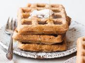 Paleo Vegan Waffles (Freezer Friendly!)