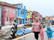 Visiting Burano Venice With Kids Rain!)