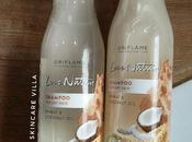 Oriflame Love Nature Wheat Coconut Shampoo Review