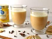 Homemade Turmeric Ginger Latte