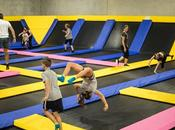 Know Health Benefits Visiting Trampoline Park Regularly