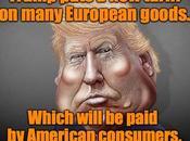 Trump Puts U.S. Consumers Punish Europe