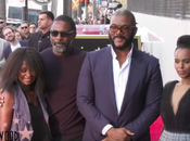 Tyler Perry Receives Star Hollywood Walk Fame