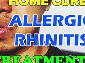 Simple Allergic Rhinitis Home Remedies Cures Excessive Sneezing Every Morning Hacks, Treatments Tips
