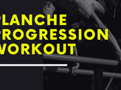 Planche Progression Workout Routine
