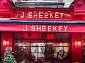 Dine Sheeky, Covent Garden