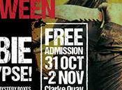Ready Zombie Invasion This Halloween Clarke Quay!