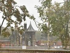 Rainy Afternoon Bridgewater
