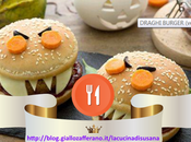 Halloween Recipes Scariest Night Whole Year: Burger Dragons with Galbanino.
