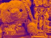 Halloween Birthday Bear with Naked Strange Creatures [from Wayquay Vault]