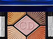 Tuesday Treats~Dior Aurora 5-Couleur Eyeshadow