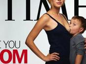 Time Magazine Cover Shot Woman Breastfeeding Toddler Sparks Debate