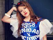 Photoshooting 'Cuban Revolution' Louisa Rogers