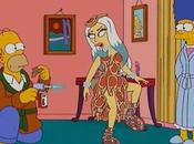Lady Gaga Star Simpsons!