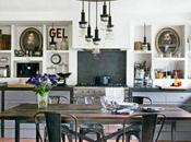 {guest Post} Industrial Touches Kitchen