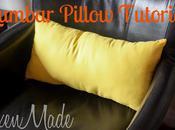 Lumbar Pillow Tutorial
