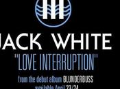 "Wilder Beatz: I've Always Loved Jack White (or) ""Love Interruption"""