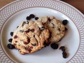 Cinnamon Chip Raisin Scones