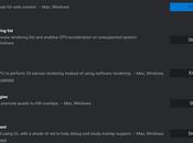 Enable High Contrast Mode Microsoft Edge Chromium (Low Theme)