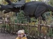 Take Your Child World Dinosaurs, Paradise Park, Broxbourne