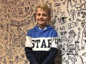 Punished School Because Draws Much, 9-year-old Invited Redecorate Restaurant