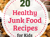 Healthy Junk Food Recipes Kids