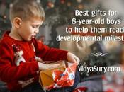 Best Gifts 8-Year-Old Boys Achieve Developmental Milestones