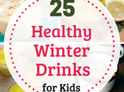Warming Healthy Winter Drinks Kids