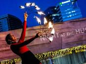 Perot Museum Nature Science's Annual Night Museum: Ignite Gala Ablaze