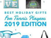 Best Holiday Gifts Tennis Players! 2019 Edition