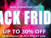 2019 Alipearl Hair Black Friday Sale: Free Wig!