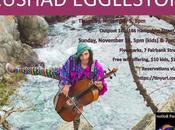 notloB Coming Hibernation, Presenting Rushad Eggleston December