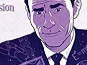 MANGA MONDAY- Twilight Man: Serling Birth Television Koren Shadmi- Feature Review