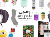 Holiday Gift Guide Under