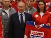 Russia Banned from Global Sport Including 2020 OIympics 2022 World Finals