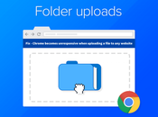 Chrome Becomes Unresponsive When Uploading File Website