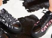Maison Atia KOIO Vegan Leather Platform Sneakers