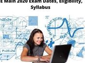 Main 2020 Admit Card, Exam Dates, Eligibility, Syllabus, Application, Pattern