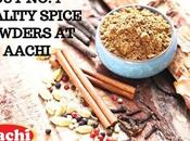 Best Quality Spices Masala Exporters Tamilnadu