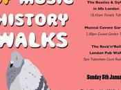 Music History Walks Launch 2020