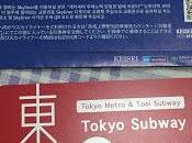 Keisei Skyliner Tokyo Subway Tickets