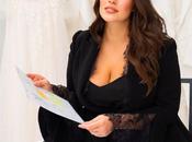 Ashley Graham Designing Plus Size Dresses With Pronovias