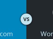 WordPress.com WordPress.org What's Difference?