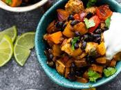 Chili Lime Sweet Potato Chicken Skillet