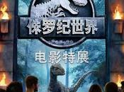 """Jurassic World: Movie Exhibition"" Open China [Video Included]"
