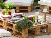 Ideas Decoration with Pallets